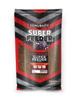 SONUBAITS Groundbait Super Feeder Dark 2Kg