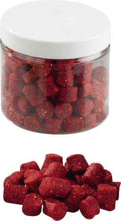 BALZER Method Feeder Pellet Erdbeer 10mm rot