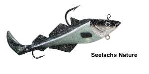 BALZER Mad Shad 150g Seelachs Nature