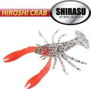 BALZER Hiroshi Crab 10cm Red Claw 3st