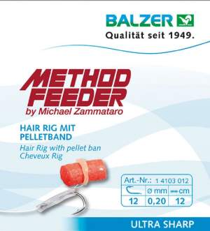 BALZER Method Feeder Rig 12 Pellet