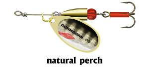 Cormoran Bullet natural perch Gr.2 4g SB1