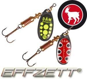 DAM Effzett Black Spinner