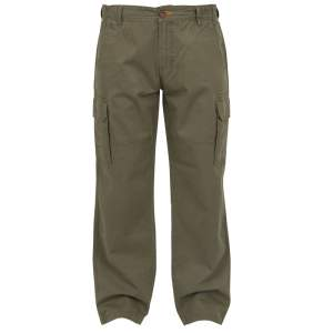 FOX Chunk Heavy Twill Cargo Pants Khaki - XXL