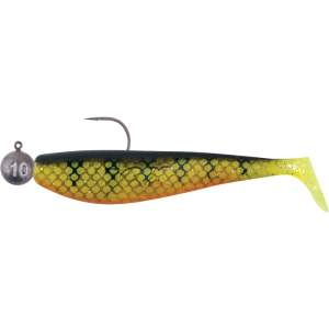 FOX RAGE Zander Pro Shad 12cm / 12g 4/0 Loaded x 3 - Natural Per