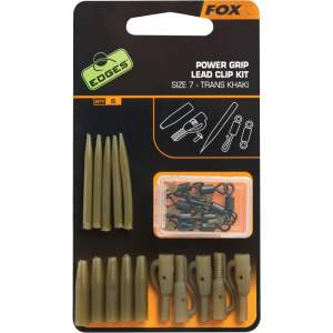 FOX Edges Surefit Lead Clip Kit x 5 pc
