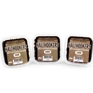 Sonubaits  Hali Hookers 8mm 100g