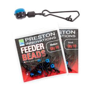 Preston  Feeder Beads Small