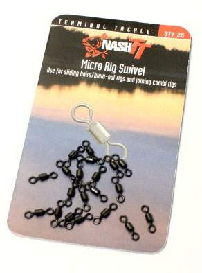 MICRO RIG SWIVEL 20st