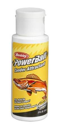 BERKLEY Zander Powerbait Attractant Gel 2oz