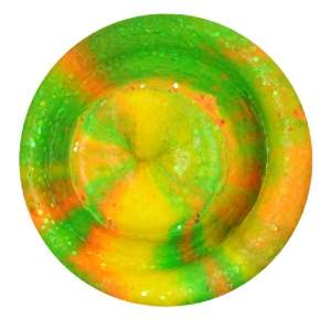 BERKLEY Gulp! Dough natural scent Garlic - Rainbow Candy
