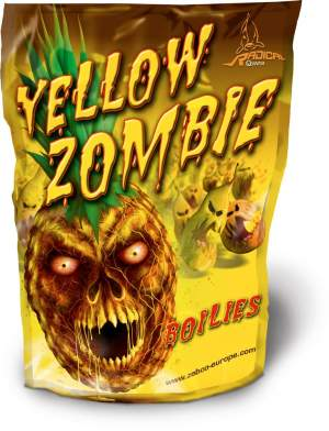 QUANTUM Radical Yellow Zombie