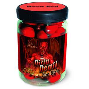 QUANTUM Dirty Devil Neon Pop Up's 16mm 75g