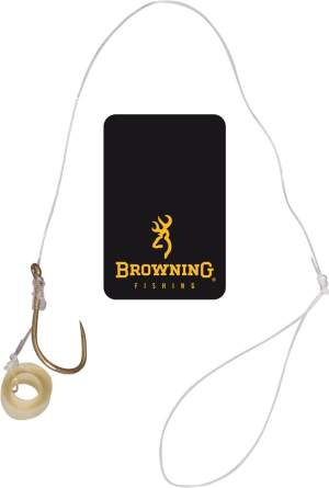 BROWNING Method-Vorfach Pellet-Band 12 0,20mm 8st