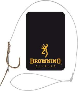 BROWNING Method-Vorfach Boilie-Nadel 12 0,20mm 8st