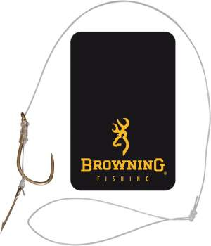 BROWNING Method-Vorfach Boilie-Nadel 16 0,18mm 8st