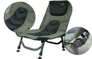 J.C. Alu Master Chair