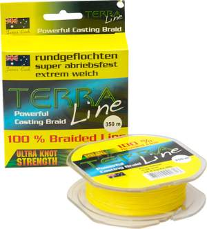 James Cook Terra Line 0,30mm 350m fluo-yellow 20,5kg