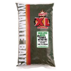 Dynamite Baits XL Green Lipped Mussel Method2 kg