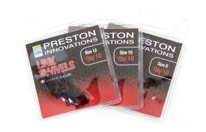 PRESTON Link Swivels