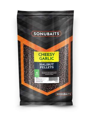 SONUBAITS Halibut Pellets Cheesy Garlic 900g