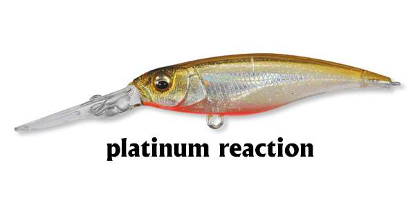 MEGABASS Shading-X Platinum Reaction