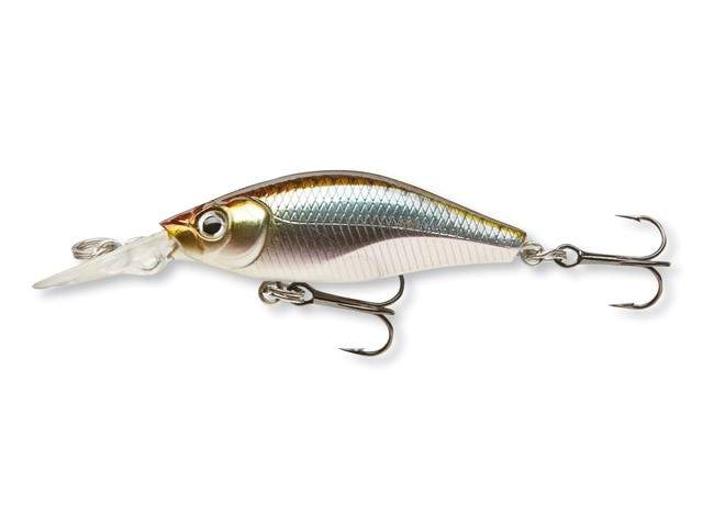 CORMORAN Team Cormoran Deep Baby Shad Reloaded chrome roach 4.0cm 2.5g SB1