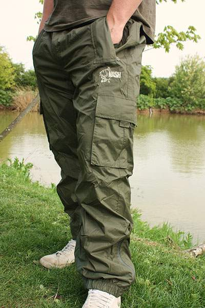 NASH LIGHTWEIGHT WATERPROOF TROUSERS