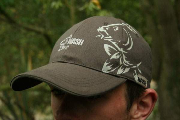 NASH BASEBALL CAP BROWN