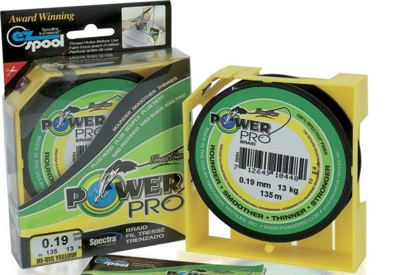 Shimano Power Pro 2740m 0,23mm 15kg yellow