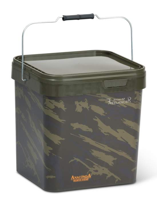 ANACONDA Freelancer Bucket 17l Square