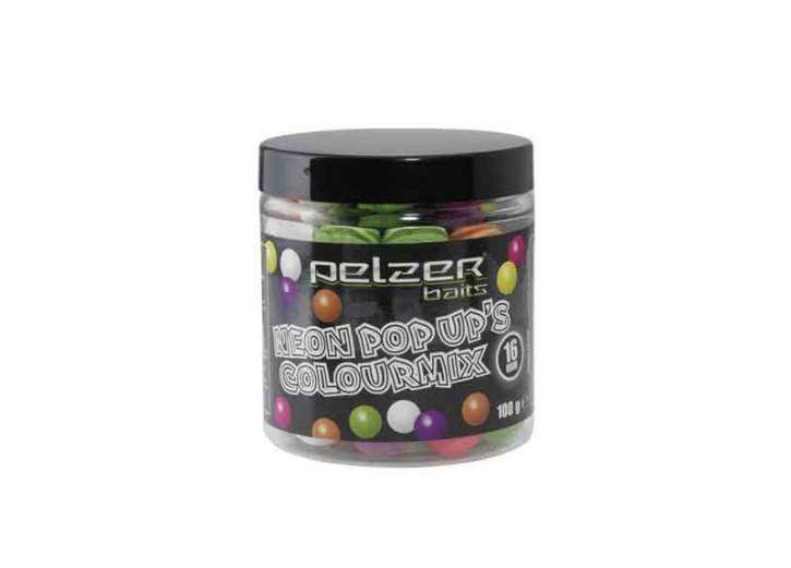 PELZER Neon Pop Up Color Mix 16mm 100g