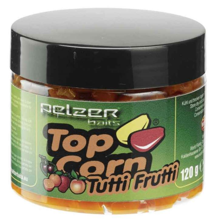 PELZER Top Corn 120g orange Plum Brandy